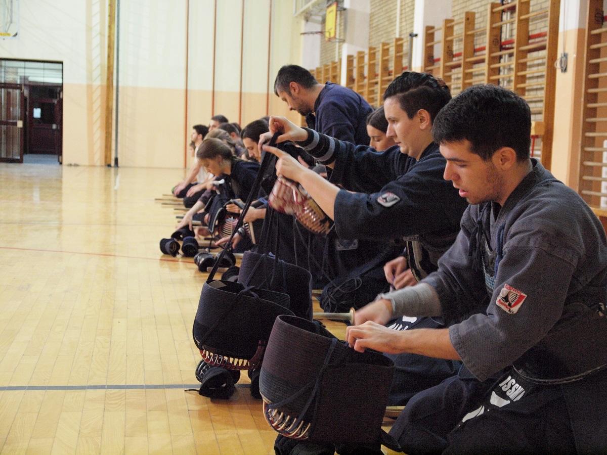 Kendo klub Isshin