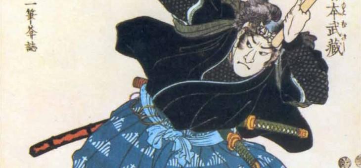 Ko je bio Miyamoto Musashi