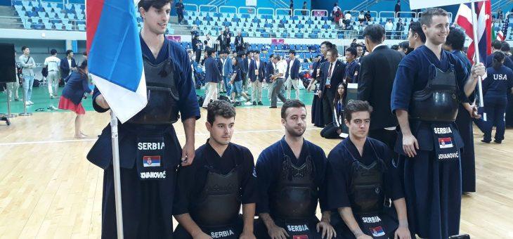 Svetsko prvenstvo u Kendo-u 2018, Incheon, Koreja